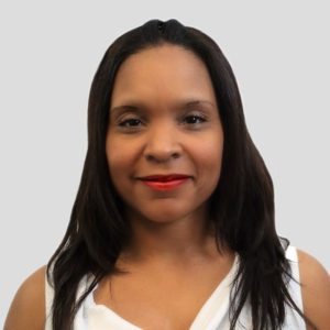 Portrait of Lightsource HR employee, Charyce Reid